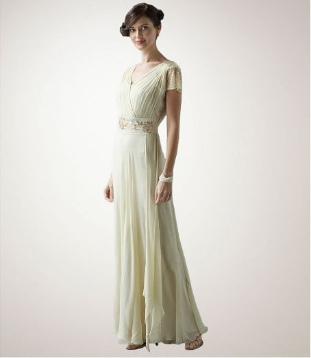 Wedding Ideas AU: Inexpensive Vintage Wedding Gowns