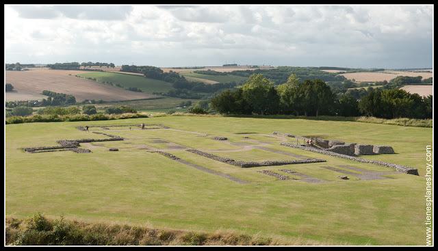 Old Sarum Inglaterra
