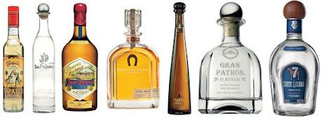 Los mejores tequilas del mundo