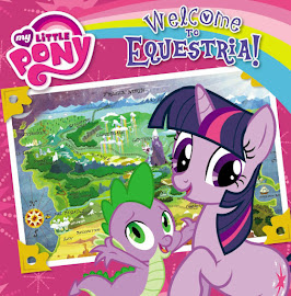 MLP Welcome to Equestria Book Media