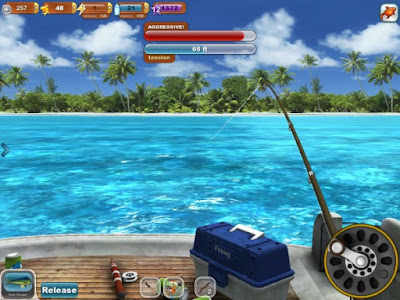 Fishing Paradise 3D Apk