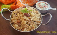 images of https://www.sailajakitchen.org/2020/05/mixed-beans-pulao-9-beans-pulao-bean.html