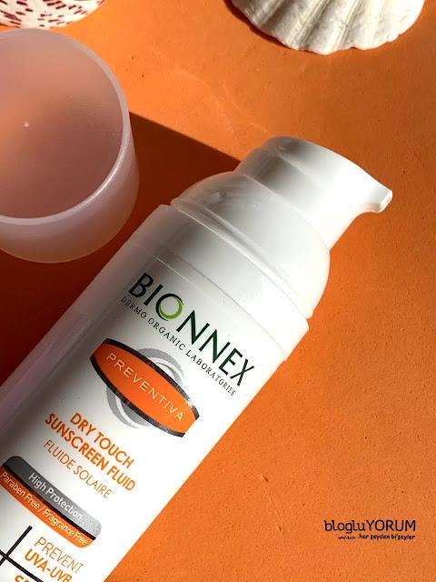 Bionnex Preventiva Dry Touch SPF 50 Yüz ve Boyun İçin Güneş Kremi kullananlar