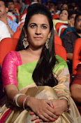 Niharika at Oka Manasu Audio function-thumbnail-12
