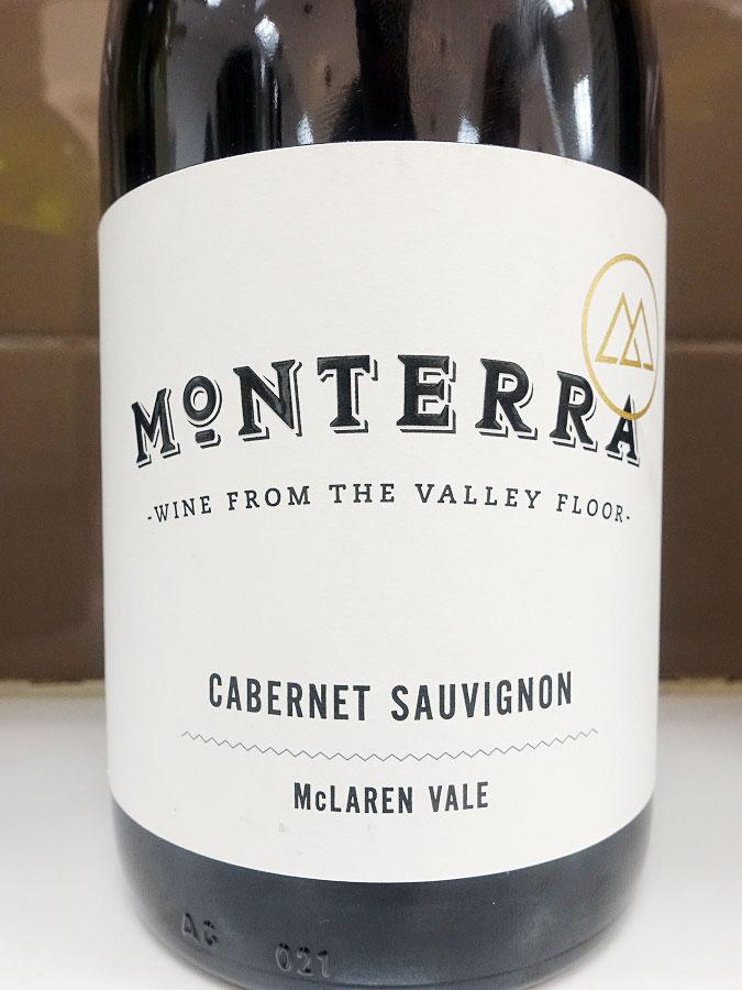 Monterra Cabernet Sauvignon 2016 (89 pts)