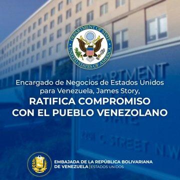 Estados Unidos ratificó extensión de validez de pasaportes para venezolanos