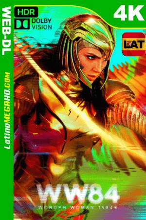 Wonder Woman 1984 (2020) Latino UltraHD Dolby Vision HDR WEB-DL IMAX 2160P ()