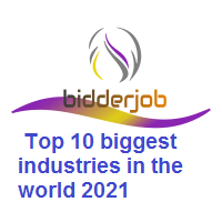 Top 10 Biggest Industries In The World 2021 For Jobs