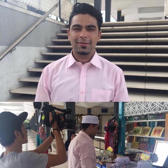 Kehilangan Kerja, Dihalau Keluar Rakan Serumah Kerana Peluk Islam