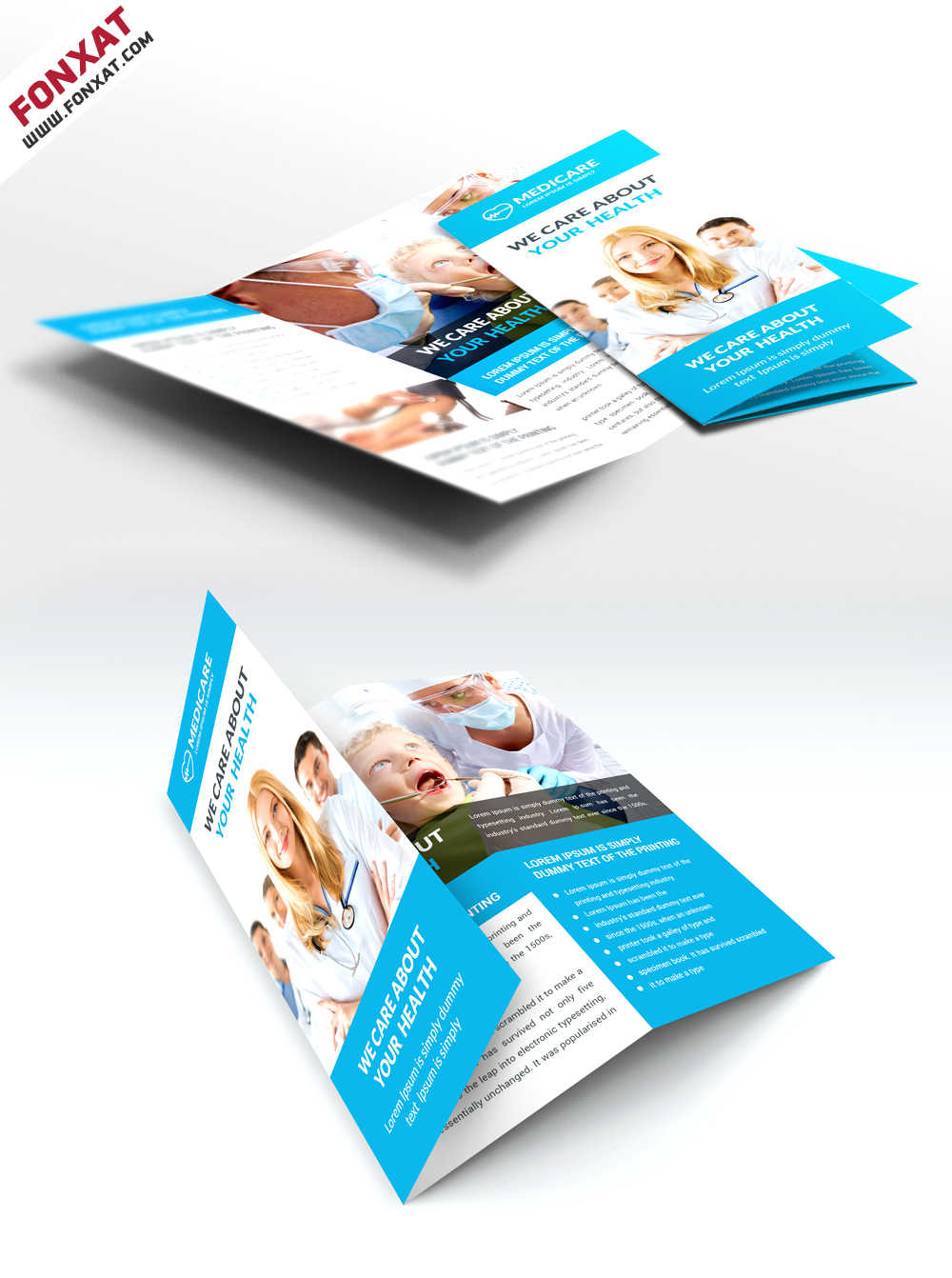 Medical-and-Hospital-Trifold-Brochure-Template-Free-PSD