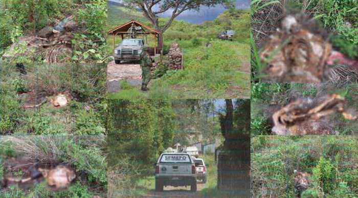 Encuentran 20 cuerpos en Michoacán, Fiscalia solo habla de 7