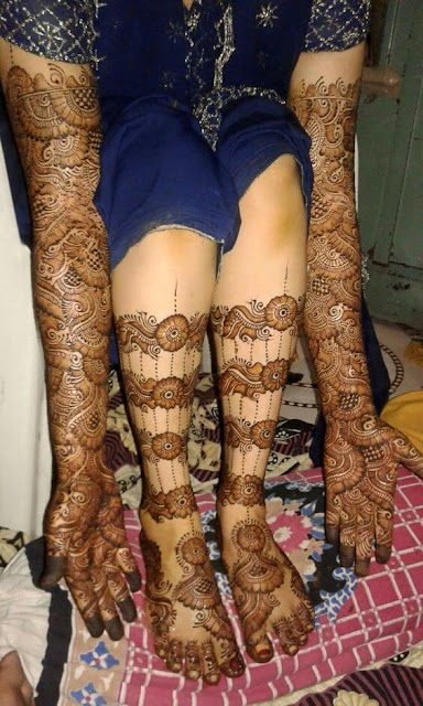 Leg mehandiStep by Step Henna Tattoo Art Pictures Latest Bridal Mehndi Designs Ideas for Legs Leg Mehndi Designs - Simple & Easy Henna Patterns Find Latest Collection of Leg Mehndi Designs Images & Patterns that are very Simple and Easy. New Style Bridal Henna Patterns Ideas for Full Legs