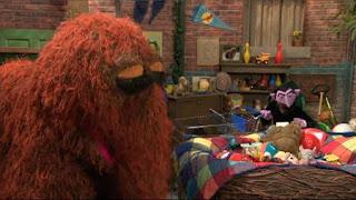The Count, Snuffy, Sesame Street Episode 4413 Big Bird's Nest Sale season 44