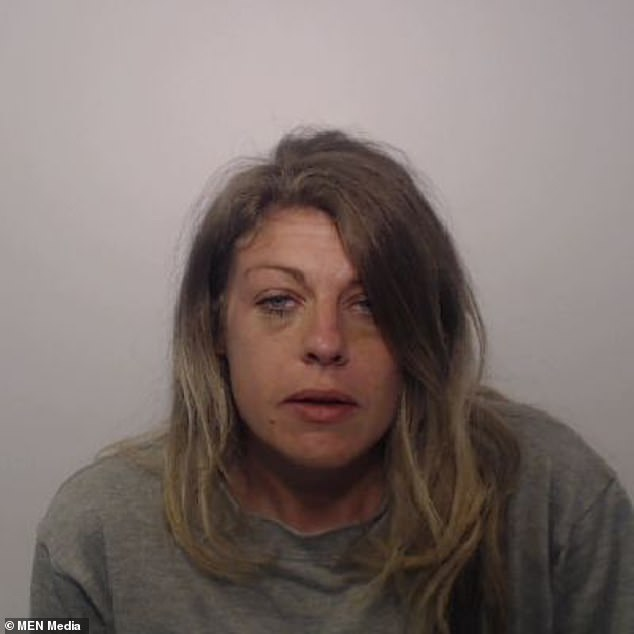 Shocking Pictures shows a former teacher becoming a burglar to quench her crack and heroin addiction