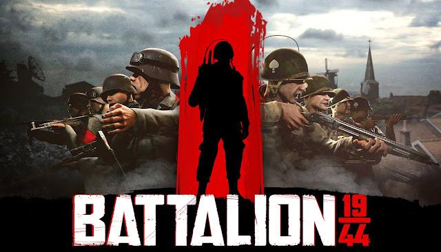 Battalion 1944 Segunda Guerra Mundial