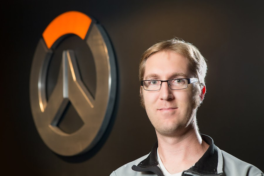 blizzard overwatch developer tim ford