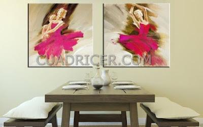 http://www.cuadricer.com/cuadros-pintados-a-mano-por-temas/cuadros-figuras/bailarinas.html