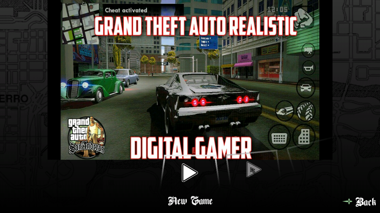 gta san andreas highly compressed 500mb android