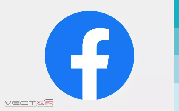 """Facebook """"f"""" (2019) Flat Logo Icon - Download Vector File SVG (Scalable Vector Graphics)"""