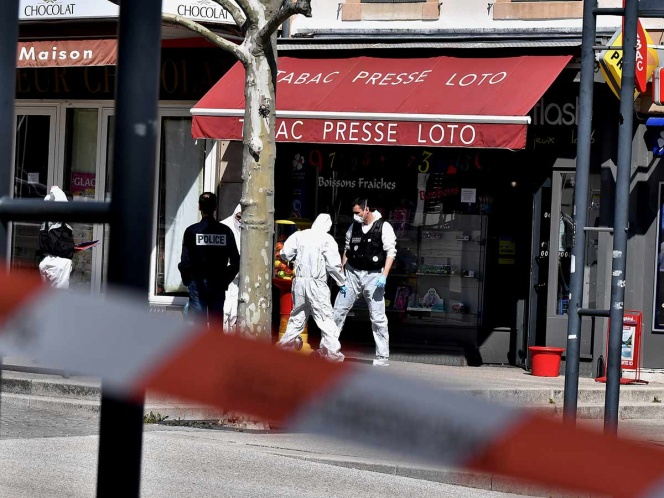 """Un sudanés asesina a varias personas en Francia al grito de batalla musulmán: """"Allahu akbar"""""""