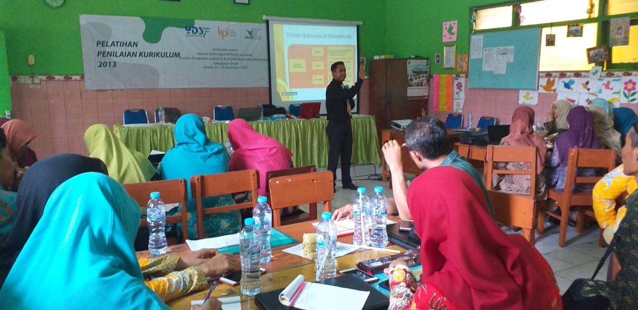workshop penilaian kurikulum 2013