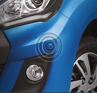 Parkir Sensor New Sirion 2015