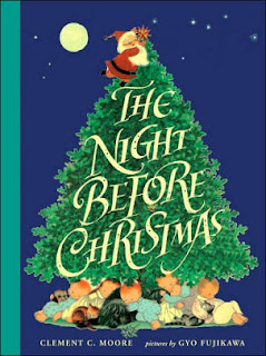 Beautifully Illustrated The Night Before Christmas book