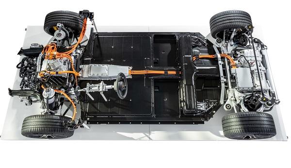 Plataforma Porsche Taycan Argentina