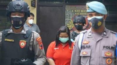 Gelapkan Motor, Seorang Ibu Muda di Purbalingga Diamankan Polisi
