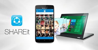 SHAREit Aplikasi Berbagi File Tercepat Pengganti Bluetooth