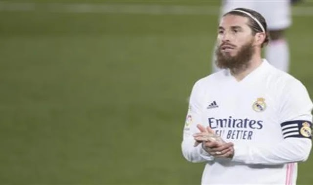 Real Madrid announces Ramos' injury before the Liverpool match