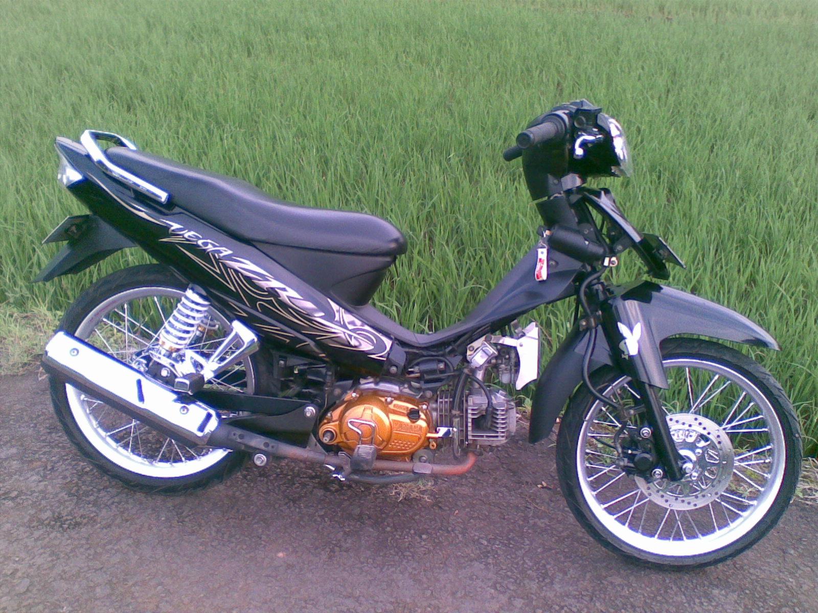 Koleksi Foto Modifikasi Motor Vega R Latin Terbaru Modispik Motor