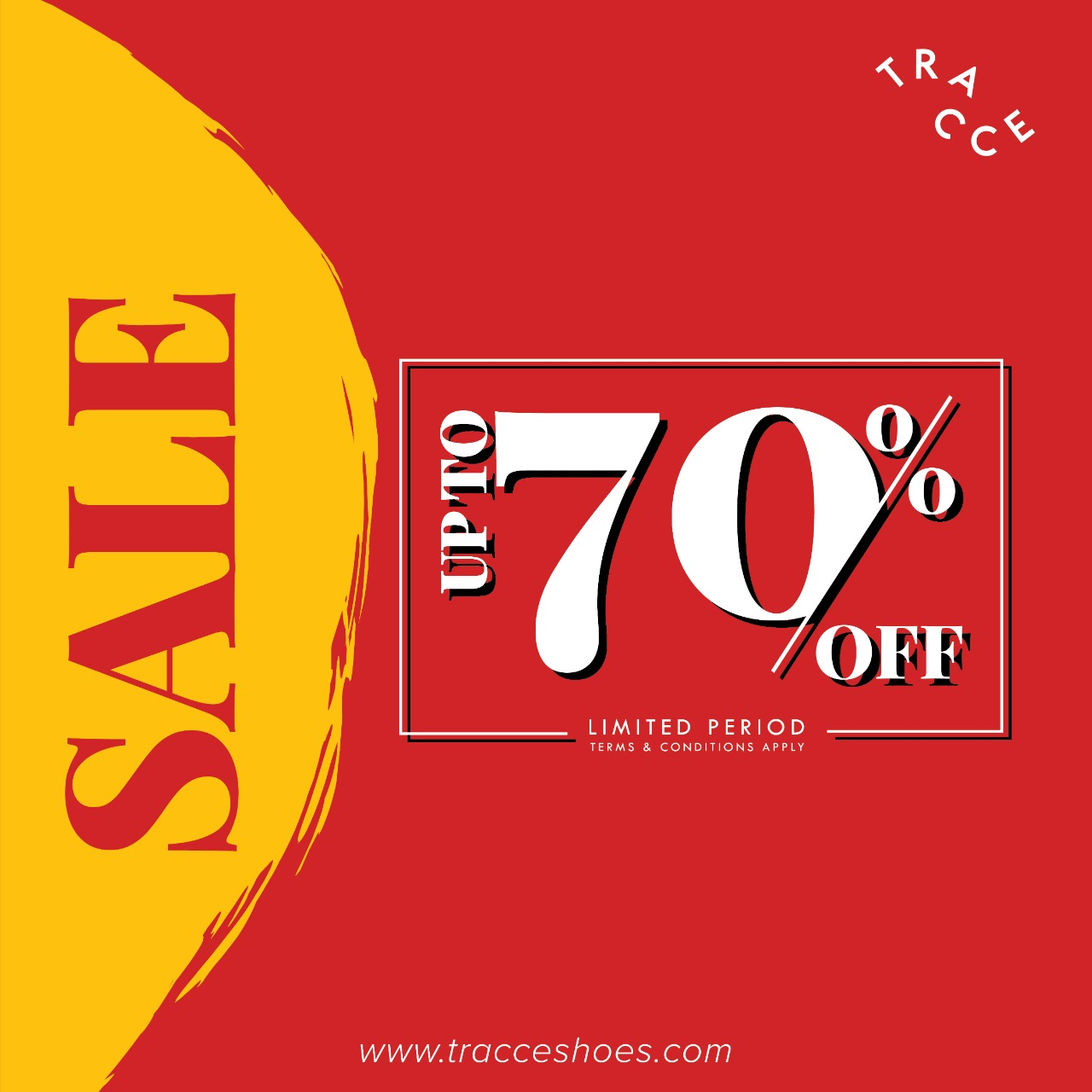Promo TRACCE SALE: Get Disc up to 70% off