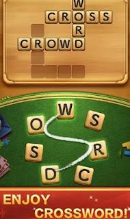 Word connect enjoy crossword