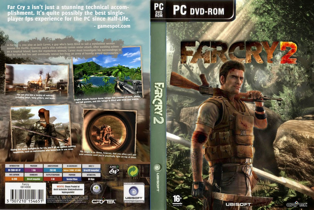 far cry 2004 pc requirements