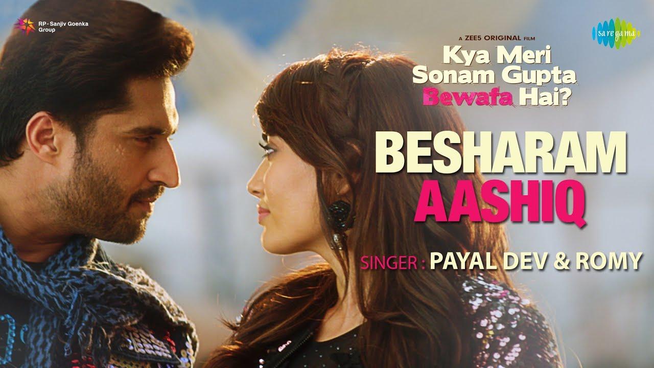 Besharam Aashiq Lyrics in Hindi