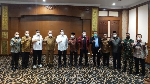 Tim Otsus DPR Pantau Penggunaan Dana Otsus di Aceh
