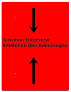 jawaban interview kelebihan dan kekurangan diri