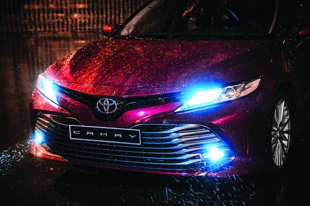 Toyota Camry 2019 - Nổi loạn trong tĩnh lặng