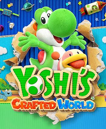 تحميل لعبة المغامرة Yoshi's Crafted World v1.0.1 للكمبيوتر إصدار FitGirl