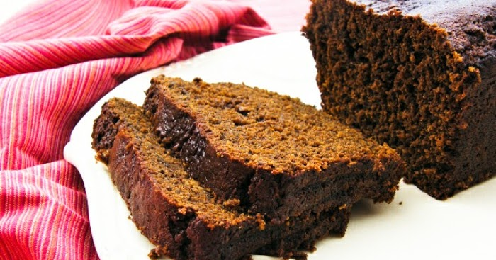 Treacle Gingerbread Loaf