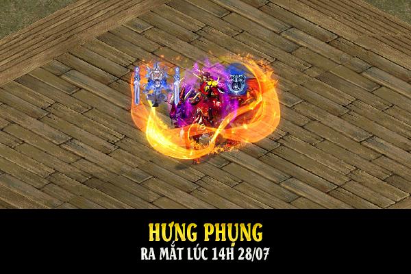 KiemTheHoaPhung.com - Ra mắt máy chủ Event Hưng Phụng 14H 28/07 - Hoạt động NEW 100% 1