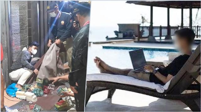 Viral Cerita Pegawai BUMN WFH di Bali, Sewa Villa dan Makan Enak, Nyinyiri PKL yang Langgar PPKM