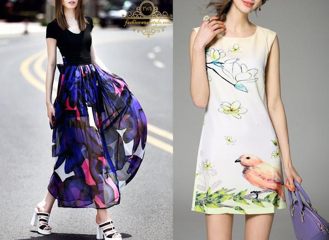 Astonish Weaving Queen Mulock Dresses By JILL www.fashionwearstyle.com