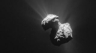 la cometa 67P/Churyumov Gerasimenko