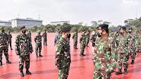 56Pati TNI Naik Pangkat, Termasuk Dankodiklat Letjen Tiopan Aritonang