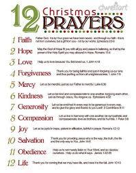 Christmas Prayer for those who work on Christmas Day
