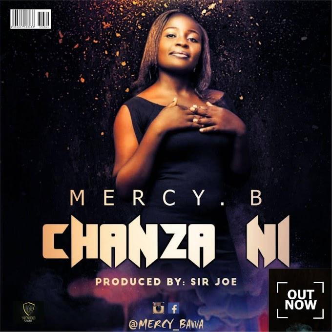 Mercy. B –Chanza Ni
