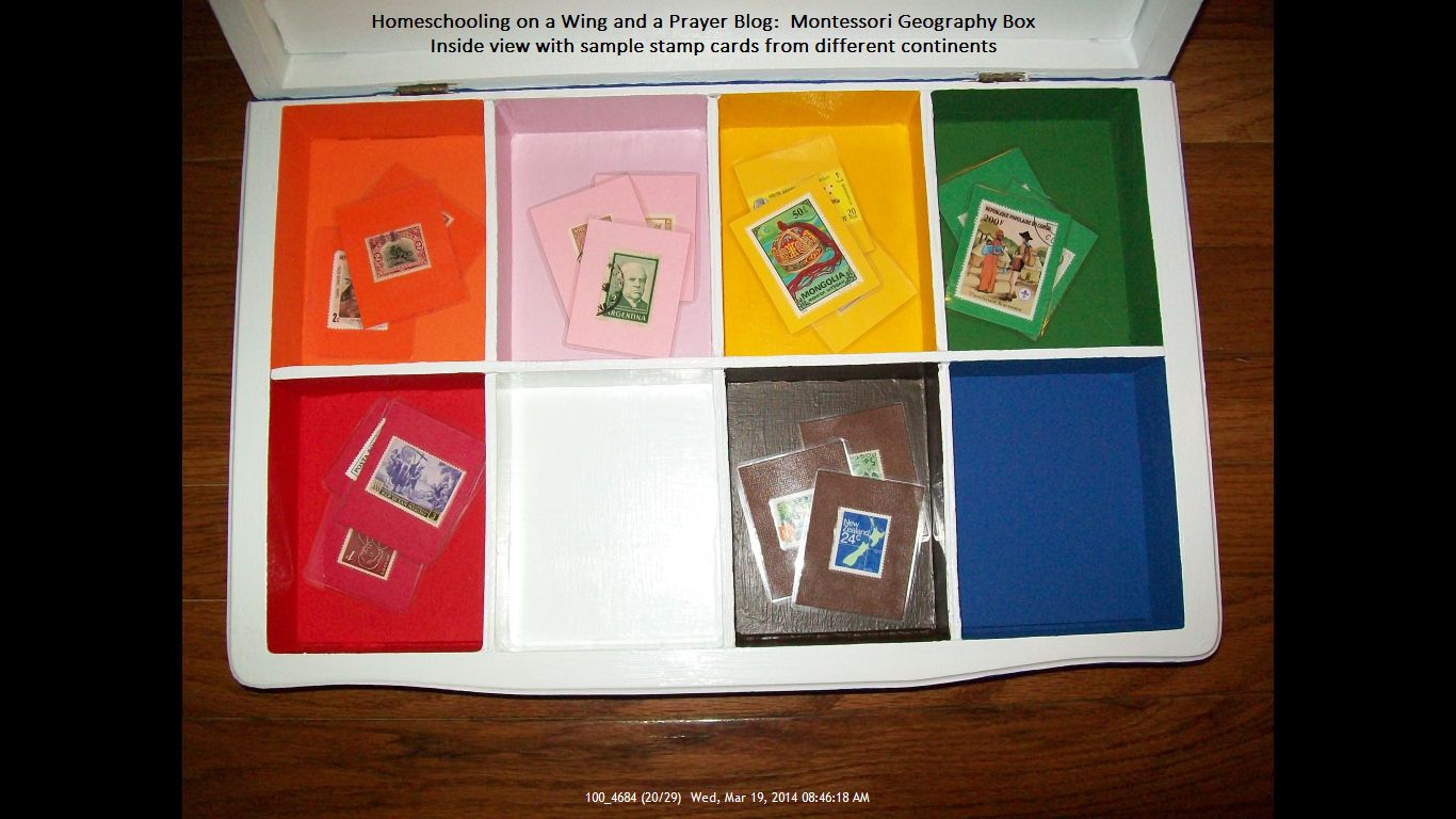 Homeschooling on a wing and a prayer geography help the map that would be used would be the general color coded continent map for montessori i will link all the sources in the post about how to use the box fandeluxe Gallery