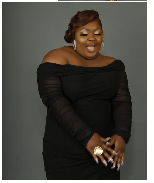 Eniola Badmus celebrates her 36th birthday as she flaunts cleavage in camouflage